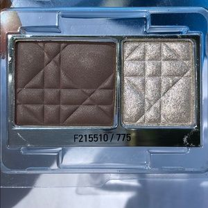 Dior eye duo #775 silver/brown